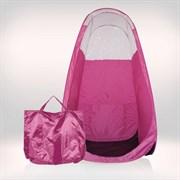 Мобильный тент Tanning Essentials для моментального загара розовый