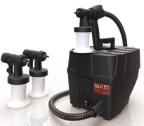 MaxiMist Pro TNT – Система распыления моментального загара